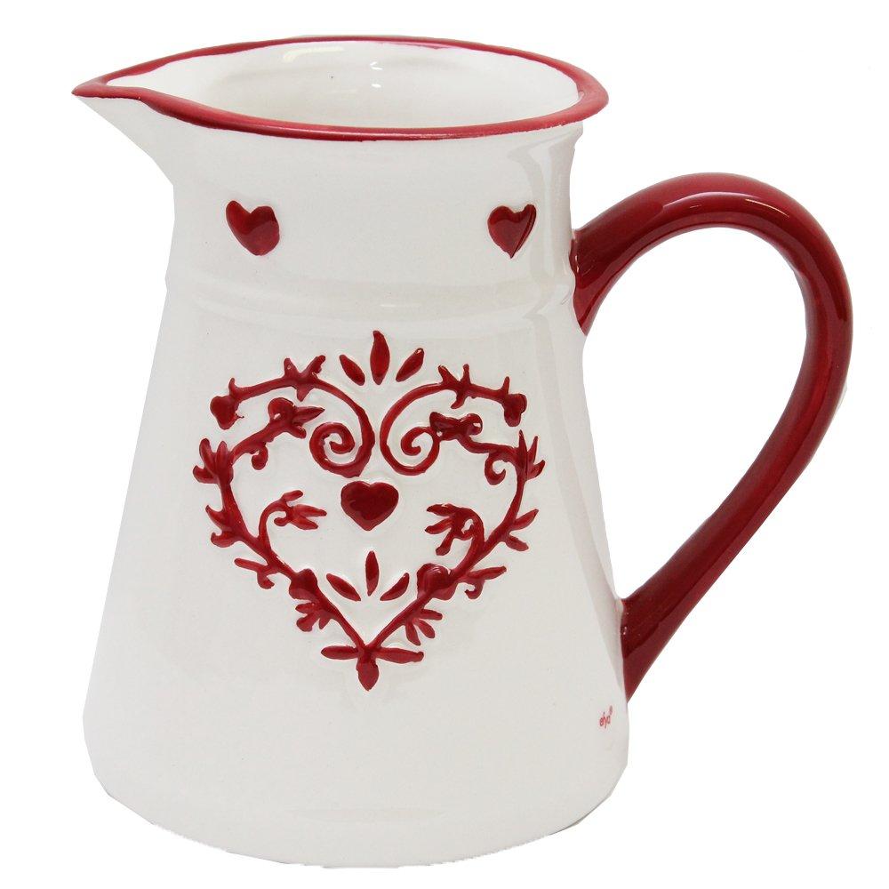 Carafa Crem Din Ceramica 14 Cm