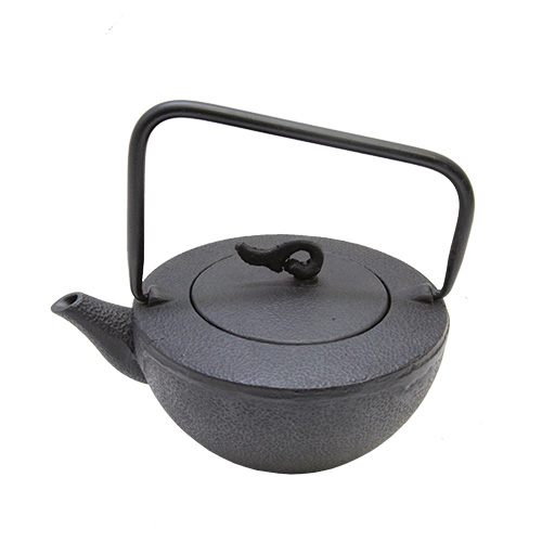 Ceainic Delhi Din Fonta Neagra 12x14x8 Cm