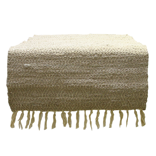 Covor Country Linen Din Bumbac 90x61 Cm