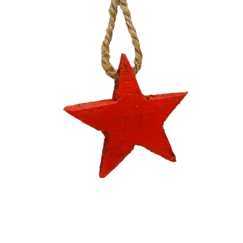 Decoratiune Little Star 4 Cm