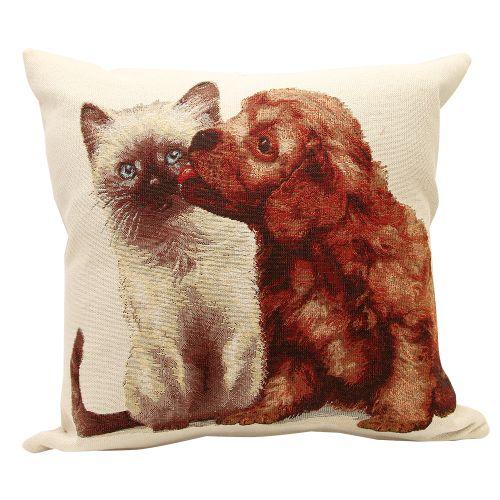 Fata De Perna Dog&cat 45x45 Cm