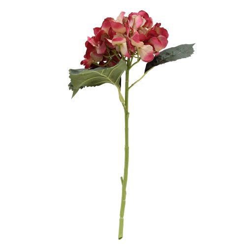 Floare Hortensia Visinie 42 Cm