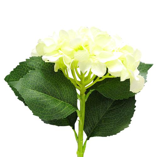 Floare Hortensie Crem 54 Cm