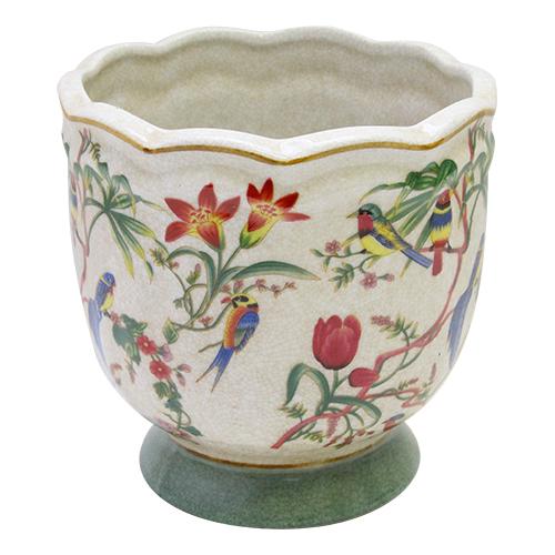 Ghiveci Molly Tropical Din Ceramica 15x16 Cm