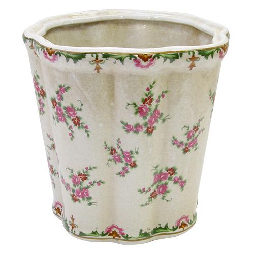 Ghiveci Sole Flora Din Ceramica 25x25 Cm