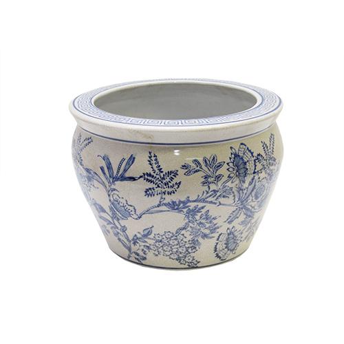 Ghiveci Vivere Din Ceramica 25x19 Cm