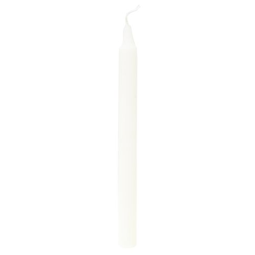 Lumanare Parfumata Cilindrica Alba 19 Cm