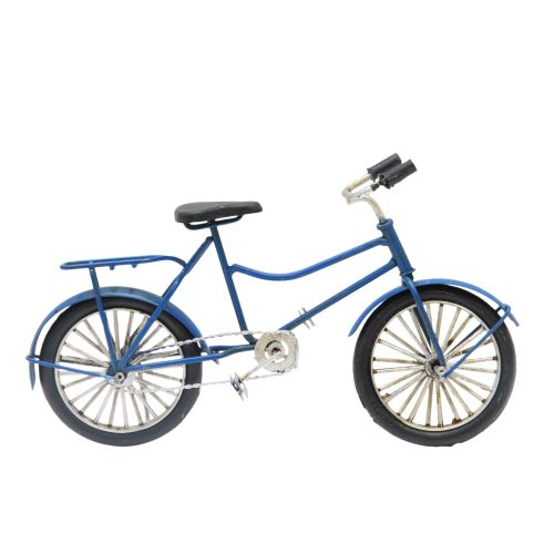Macheta Blue Bicycle 22x7x12 Cm
