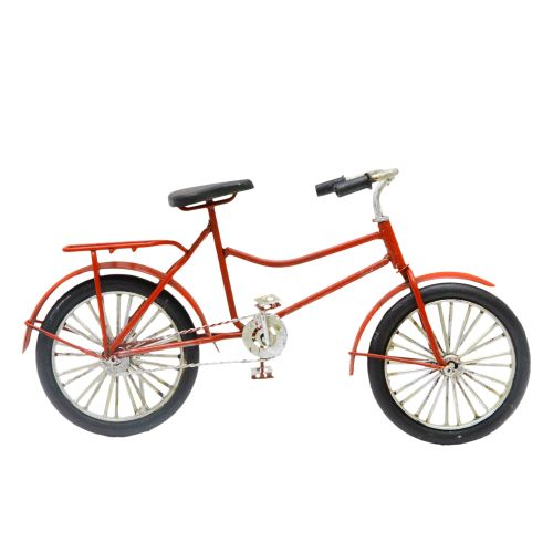 Macheta Red Bicycle 22x7x12 Cm