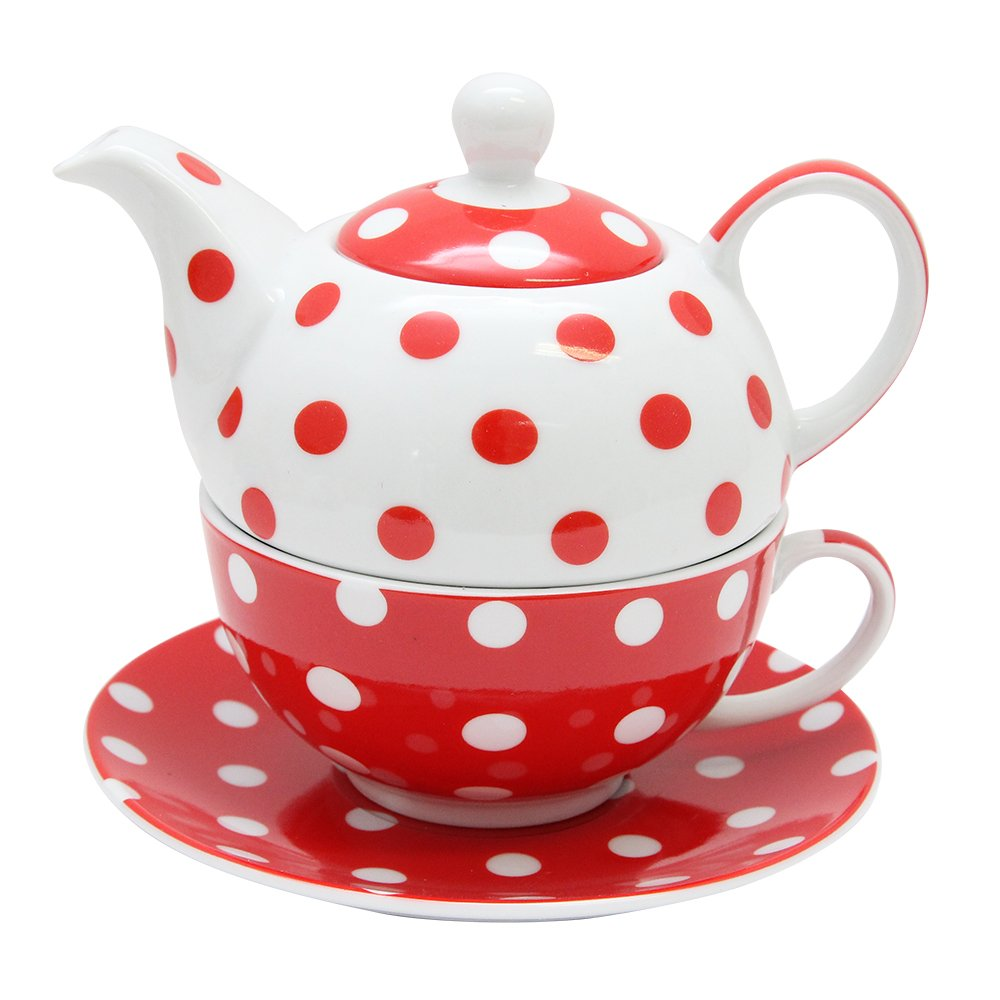 Pachet Tea For One Format Din Ceasca Cu Farfurie S