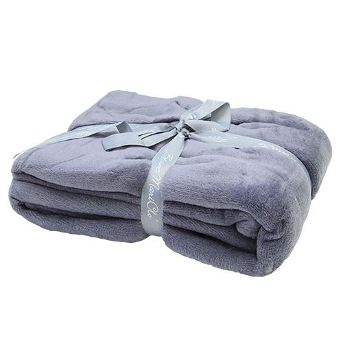 Patura Cozy Blue 170x140 Cm