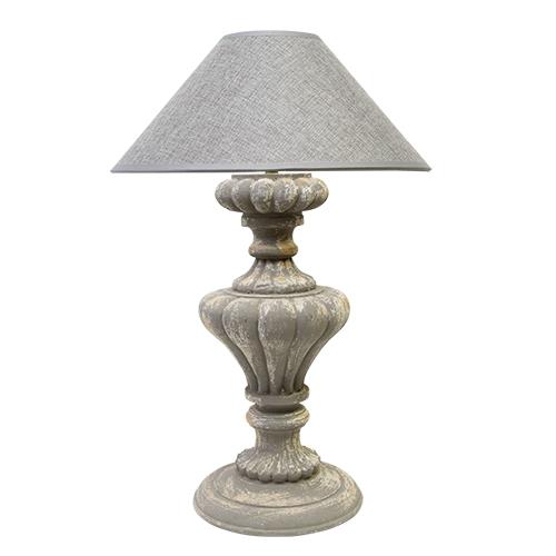 Picior De Veioza Romano Din Ceramica 26x56 Cm
