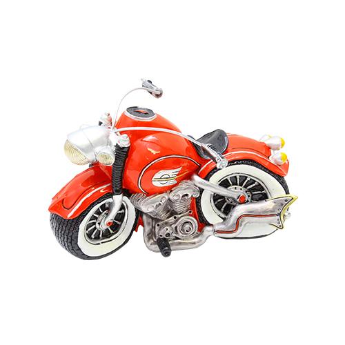Pusculita Motorcycle