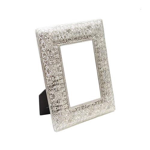 Rama Foto Silver Dream Din Metal Argintiu 18x23 Cm