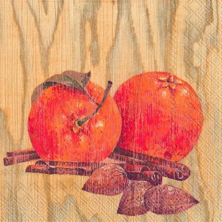 Servetele Orange 33x33 Cm