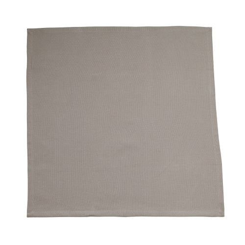 Napron Bumbac Taupe 45x45 Cm