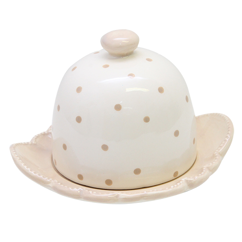 Untiera Melis Din Ceramica Crem 16x14x11 Cm