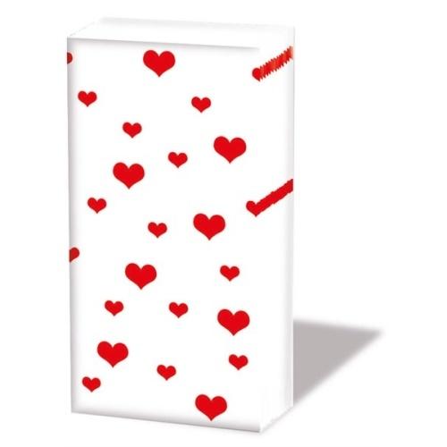 Batistute Red Hearts 10buc chicville 2021