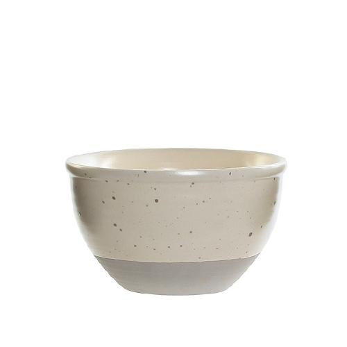 Bol Daily din ceramica crem 13 cm chicville 2021