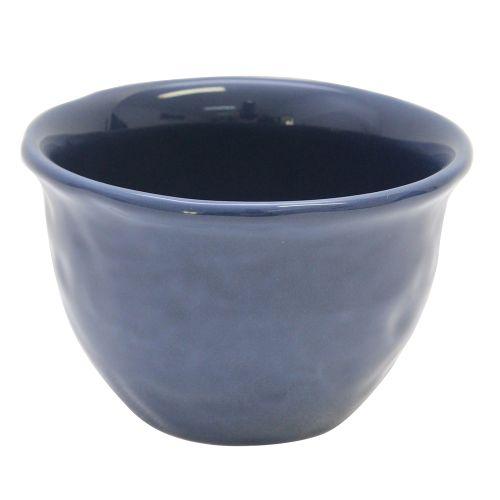 Bol Navy din ceramica albastra 10 cm chicville 2021