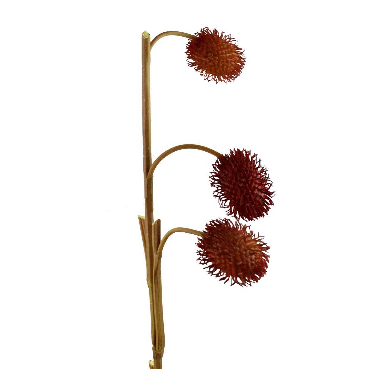 Ramura de scai rosu 80 cm( 391590)