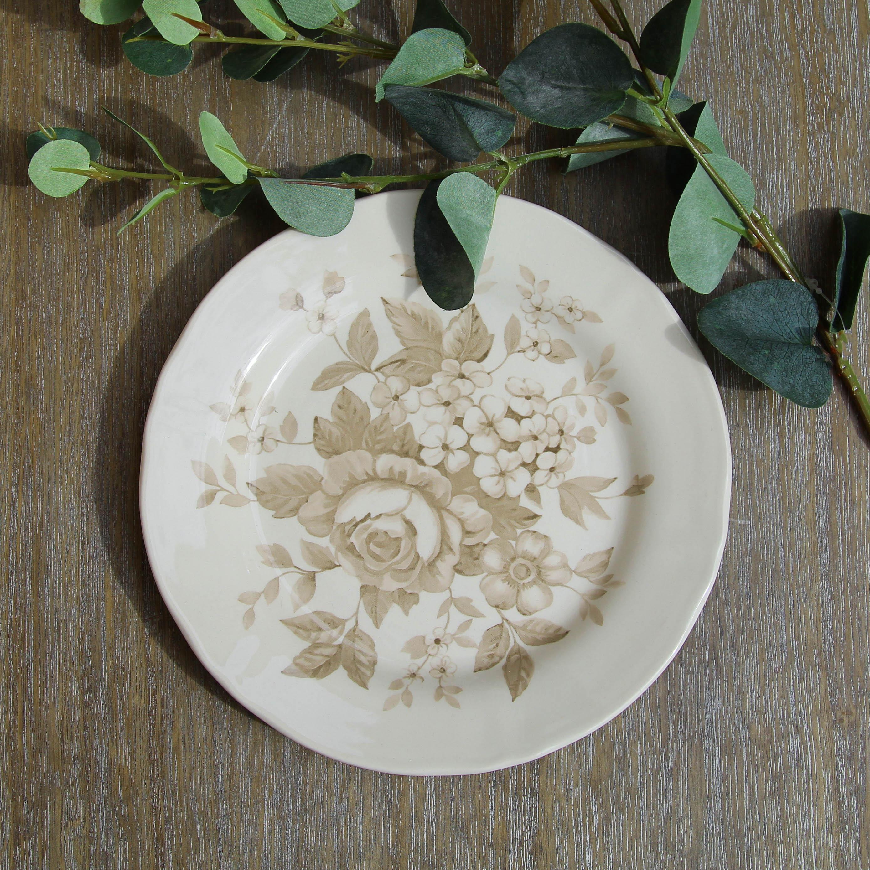 Farfurie pentru desert Splendor din ceramica 21 cm chicville 2021
