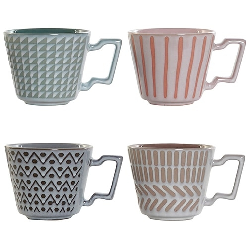 Cana Boho din ceramica 9 cm - diverse modele chicville 2021