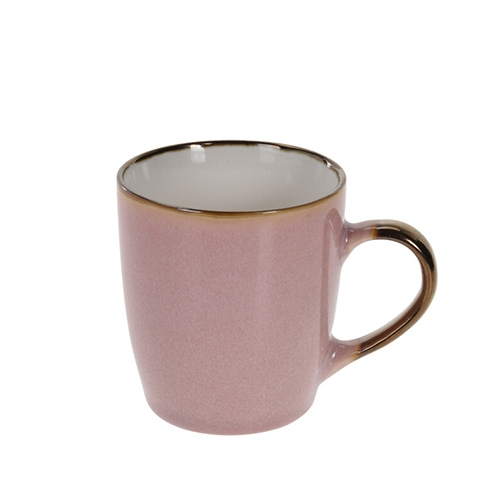 Cana Delicate din portelan roz 9 cm chicville 2021