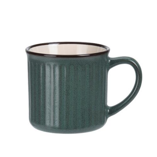 Cana Dots Green din ceramica verde 8 cm chicville 2021