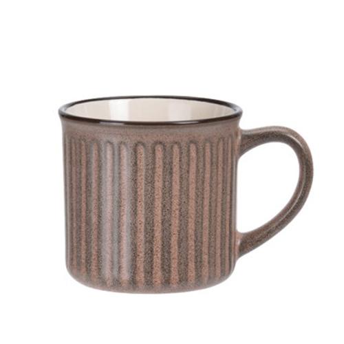 Cana Dots Plum din ceramica mov 8 cm chicville 2021