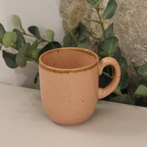 Cana Gardena din ceramica corai 9 cm chicville 2021