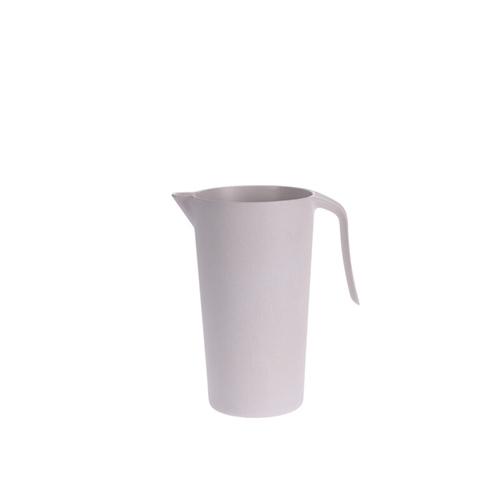 Carafa White din bambus 22 cm chicville 2021