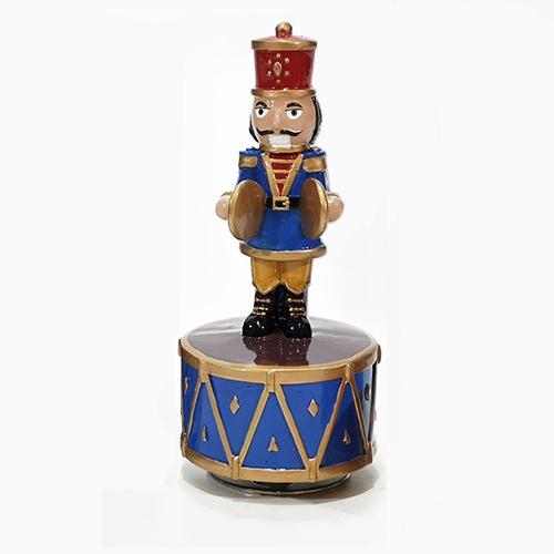 Carusel Soldatel albastru 7x17 cm chicville 2021
