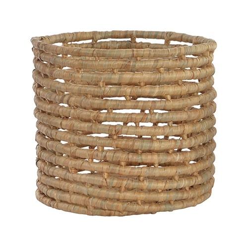 Cos impletit Spirals din fibre 35x26 cm chicville 2021