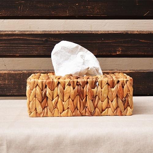Cutie din fibre impletite pentru servetele 25x15 cm chicville 2021