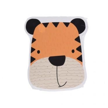 Agenda Tiger pentru copii 15x13 cm