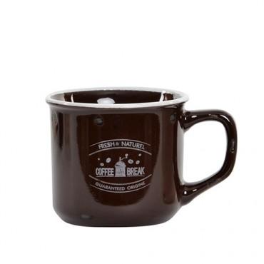 Cana Brown din ceramica 7 cm