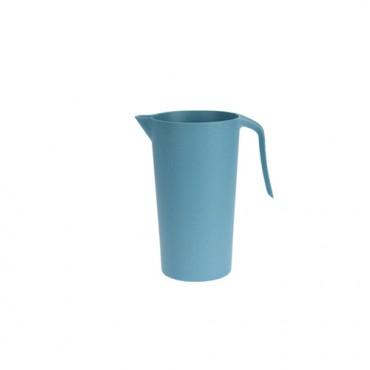 Carafa Blue din bambus 22 cm