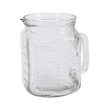 Carafa Mason din sticla 18 cm