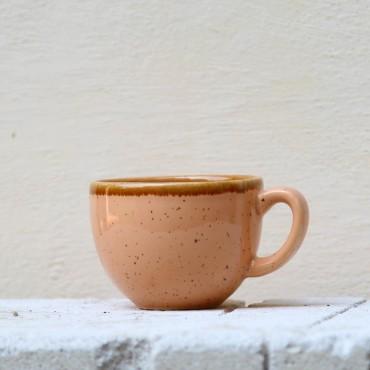 Ceasca Gardena din ceramica corai 7 cm