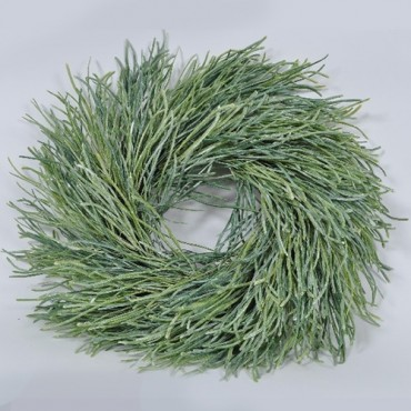 Coronita decorativa Green 51 cm