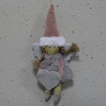 Deco Heart Angel 25 cm