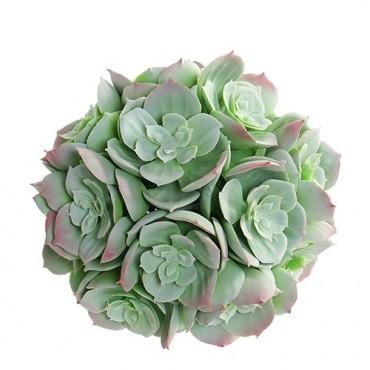 Floare decorativa Suculent 12 cm - modele diverse