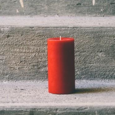 Lumanare parfumata Rosa 14 cm