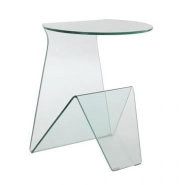 Masuta Deco din sticla 40x45x55 cm