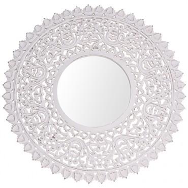 Oglinda rotunda antichizata Armonia 60 cm