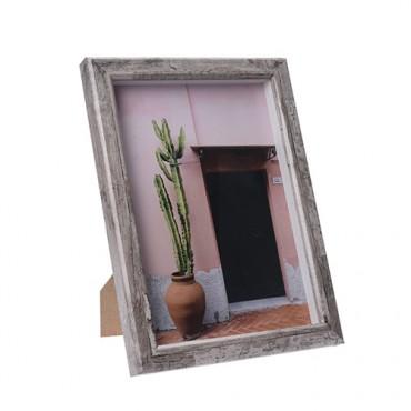 Rama foto Wooden din lemn 24x33 cm - modele diverse