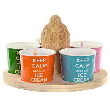 Set Ice Cream - 6 piese