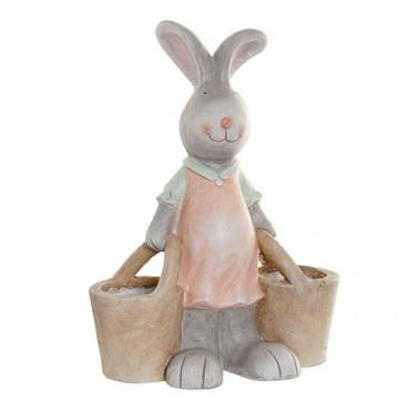 Statueta Rabbit fetita 45 cm