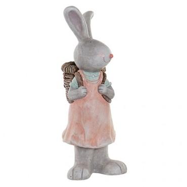 Statueta Rabbit fetita 58 cm